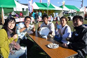 福興祭2013の様子